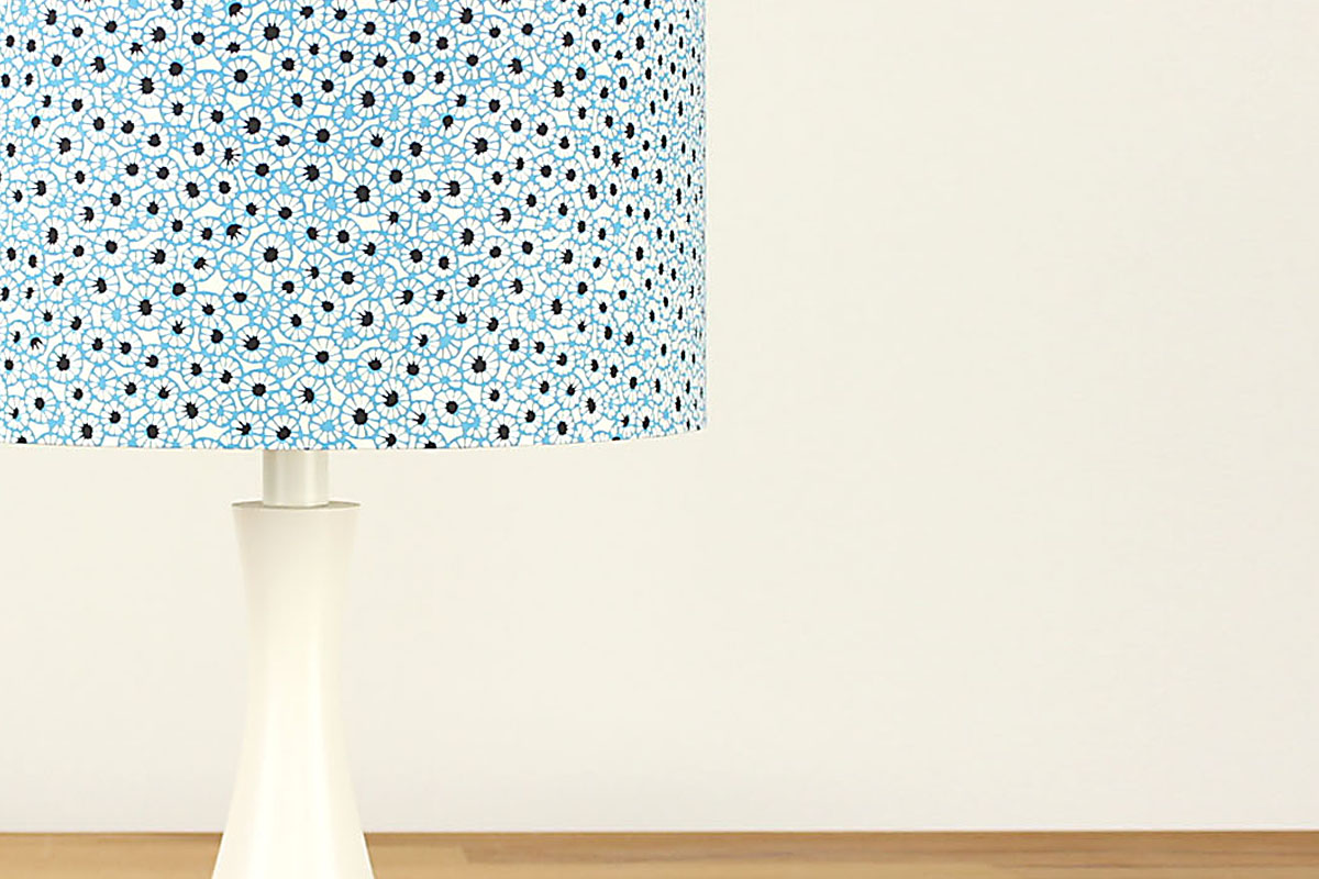Tischlampe Spotted Blossom