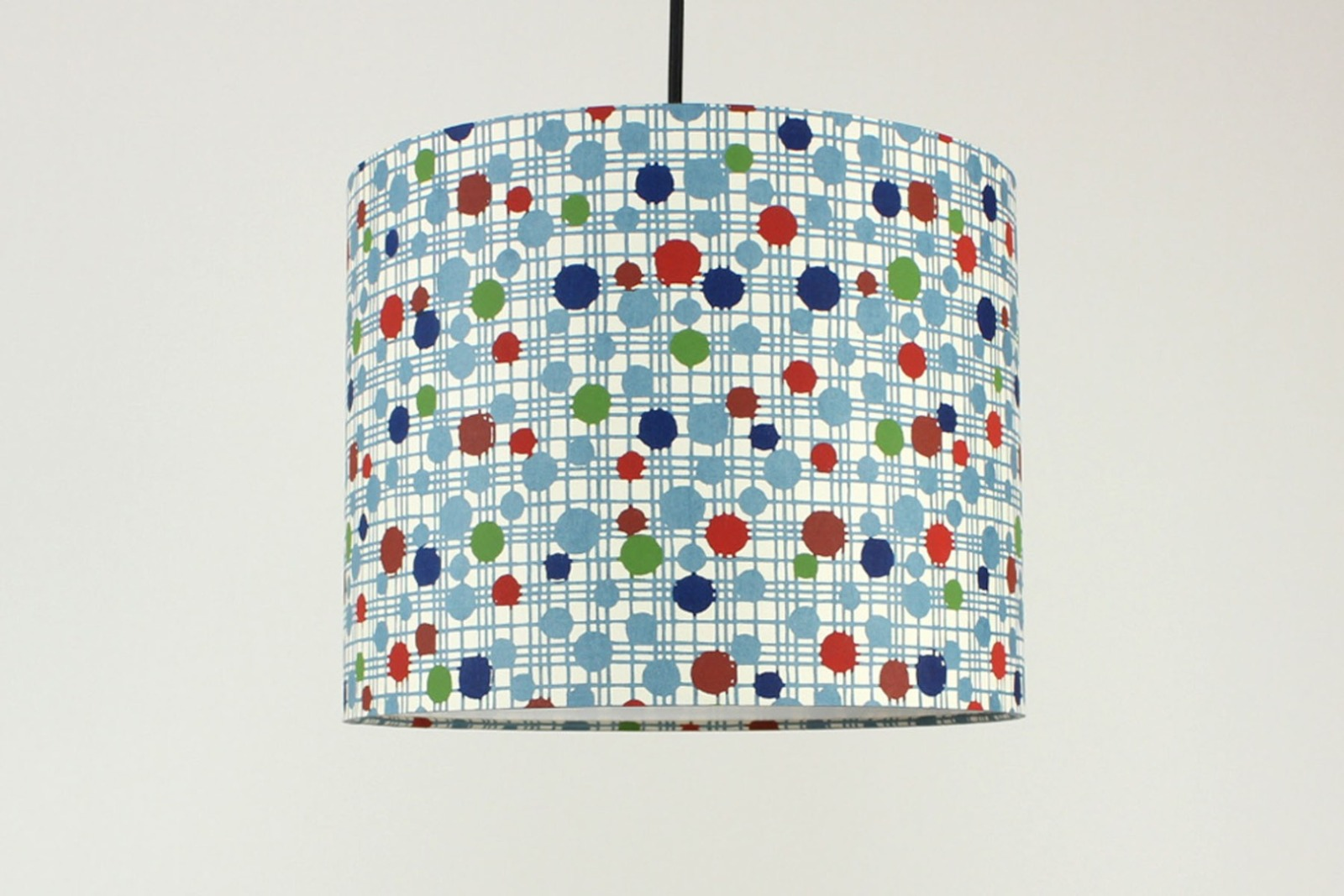 Lampenschirm 50er Dots