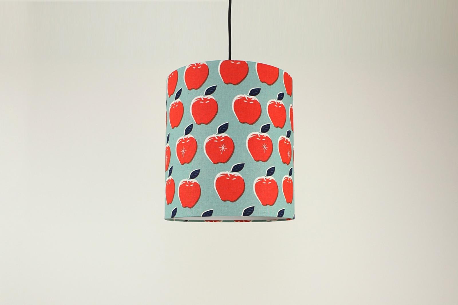 Lampenschirm Apples