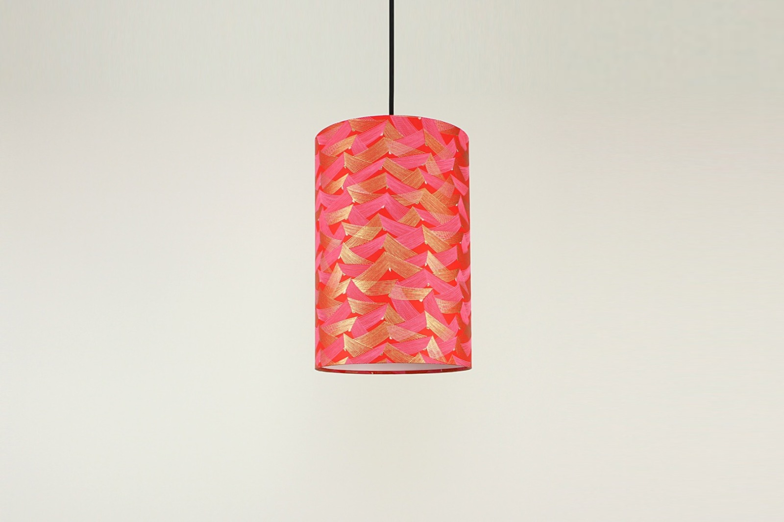 Lampenschirm Kimono 2