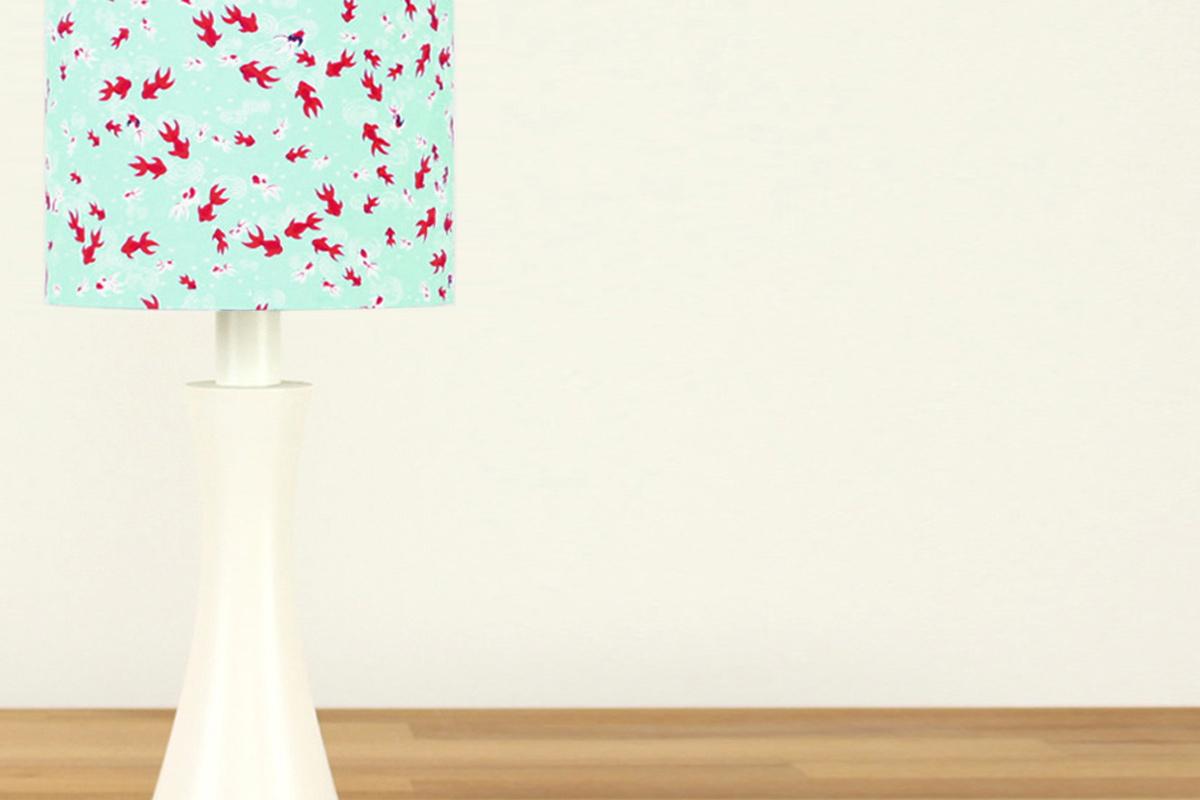 Tischlampe Koi