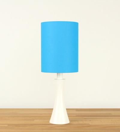 Tischlampe Azur - Textil / Holz