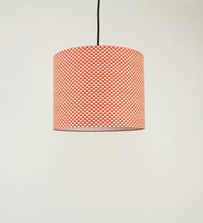 Lampenschirm Triangle - Japanpapier 30x23cm