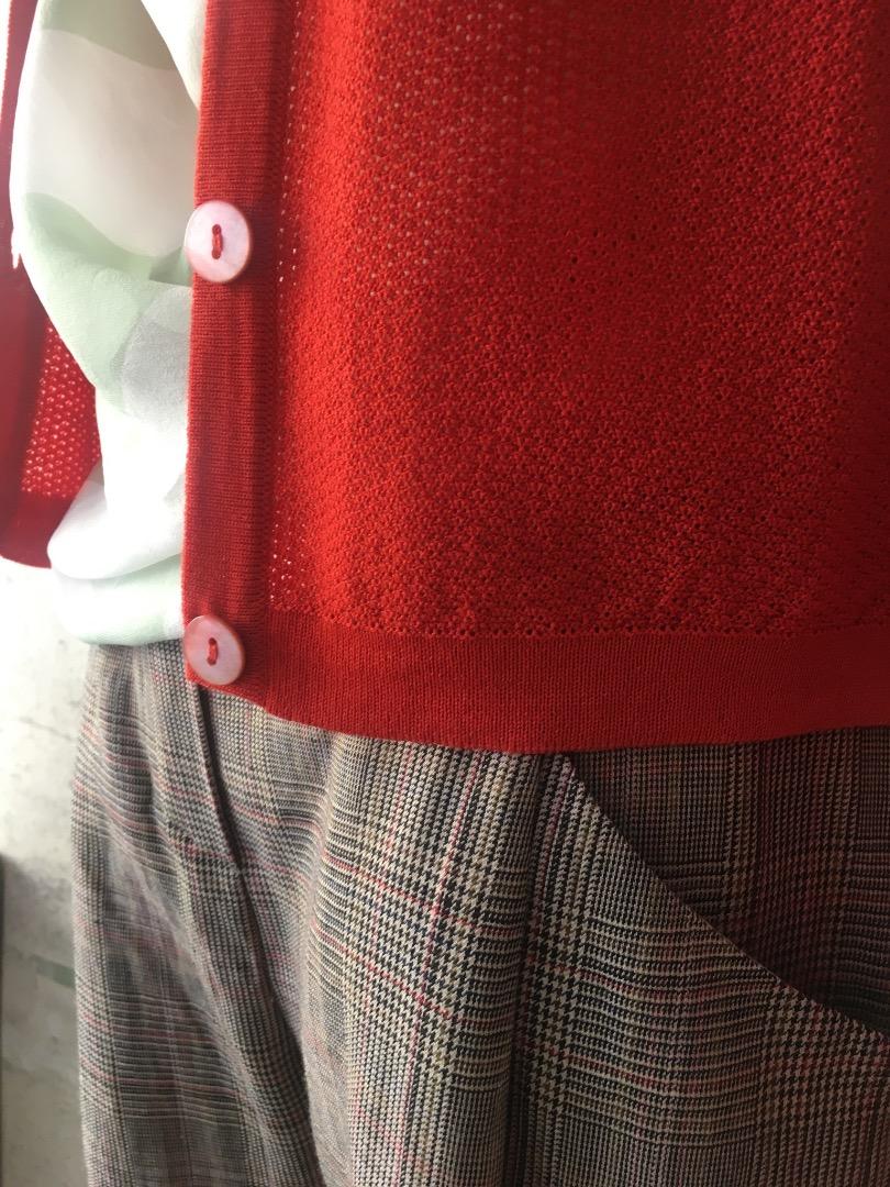 Cardigan ISA Tweed 4