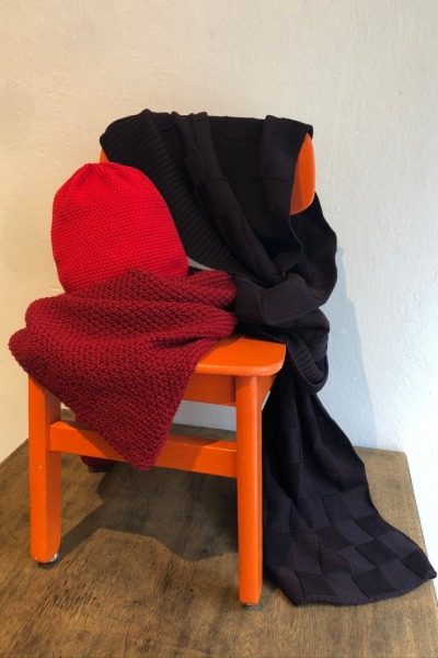 Mütze Luisa - 100 Merino