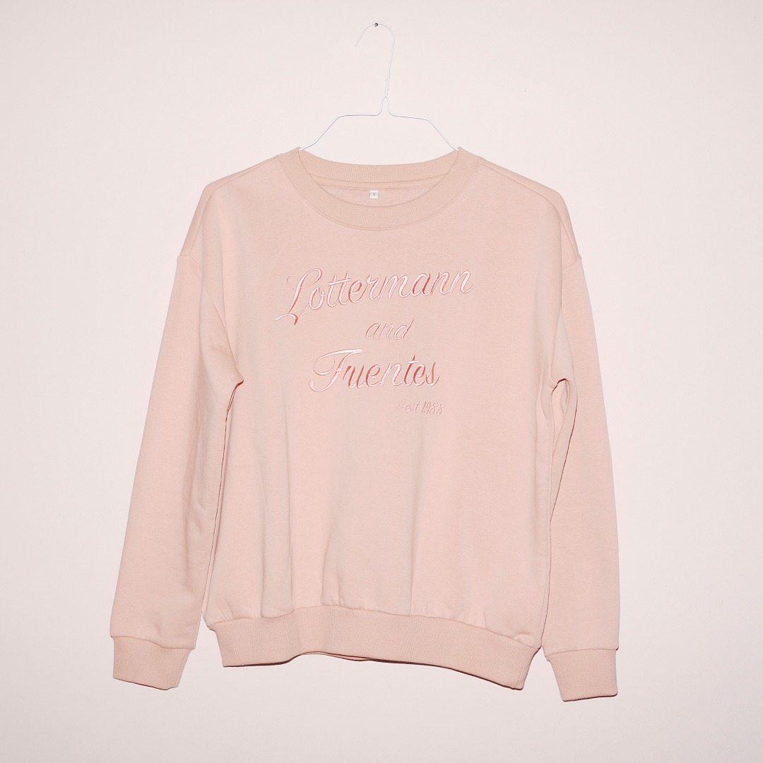 Rose Sweater - 1