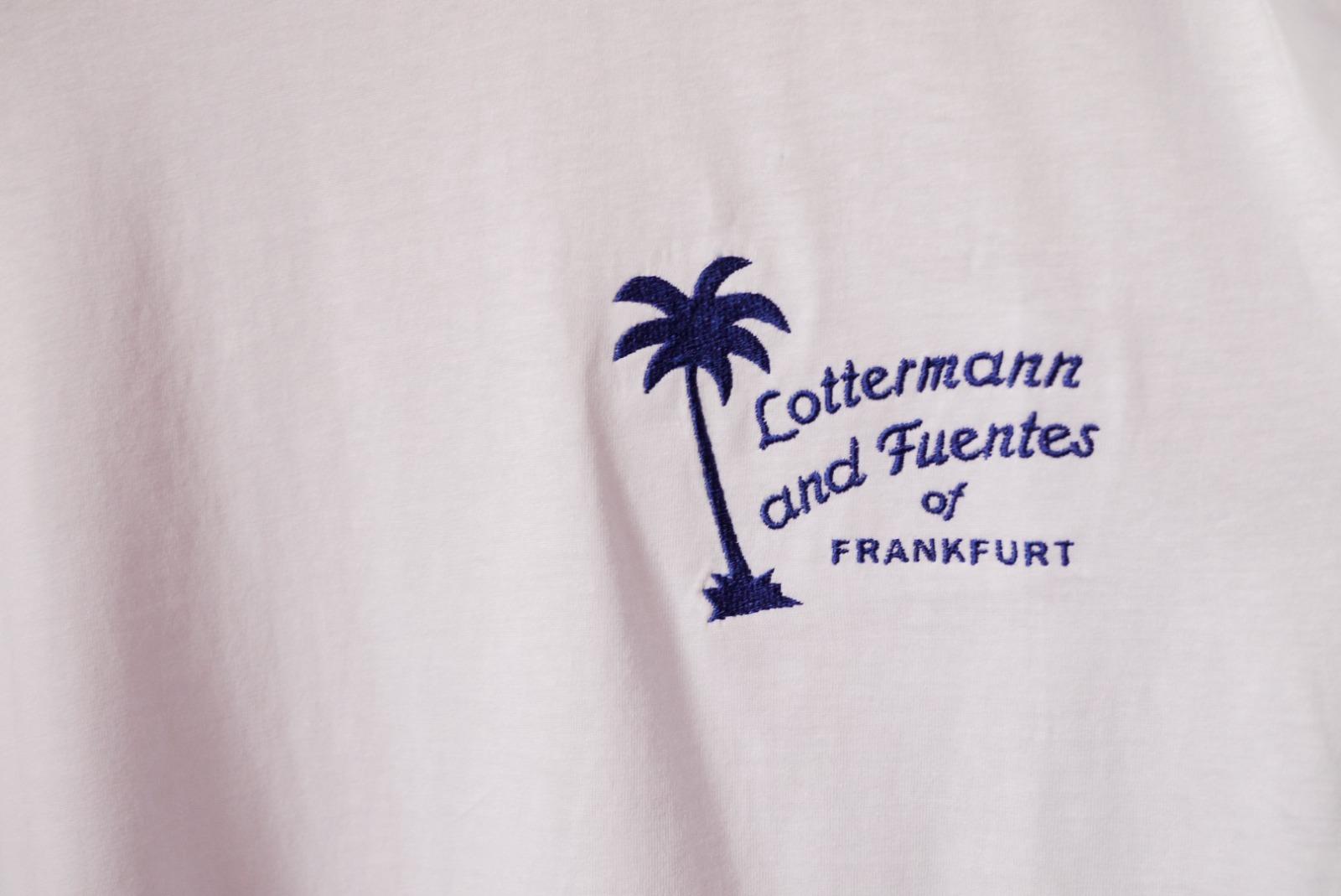 summer palm T-shirt white 2