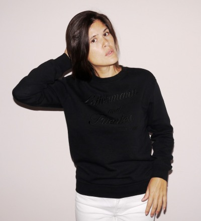 Black Sweater - classic XL