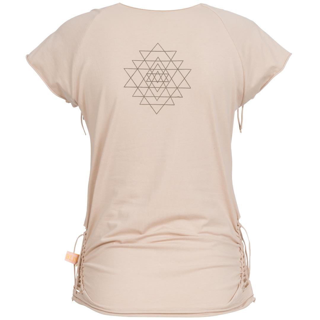 Shri Yantra Short Sleeve