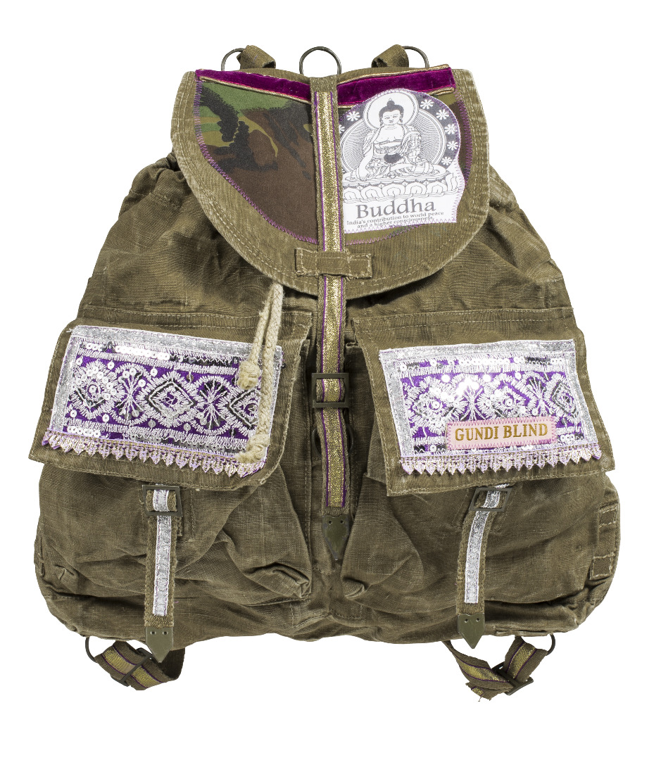 Buddah All Day Backpack - 1