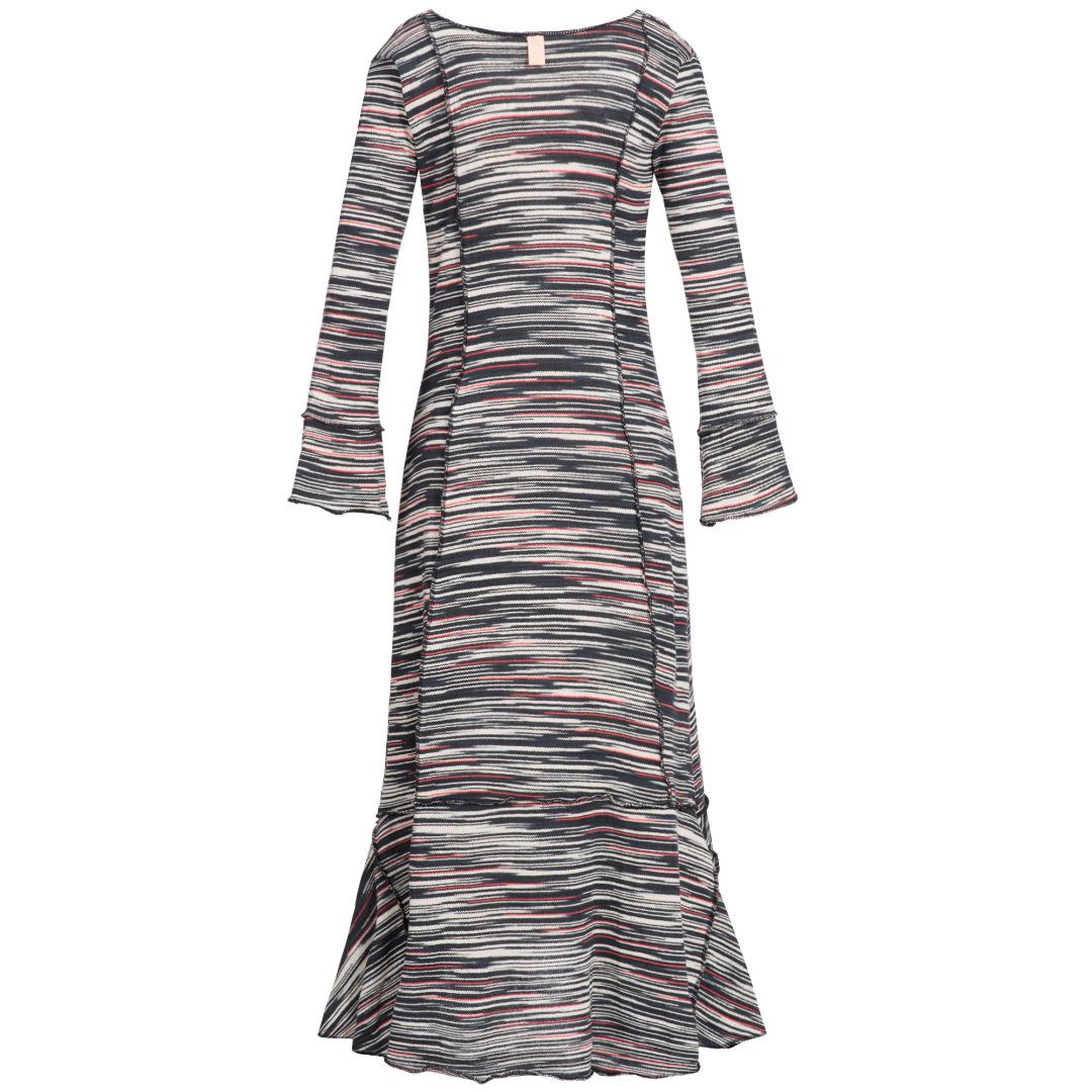 Chandra - Knit - Dress -