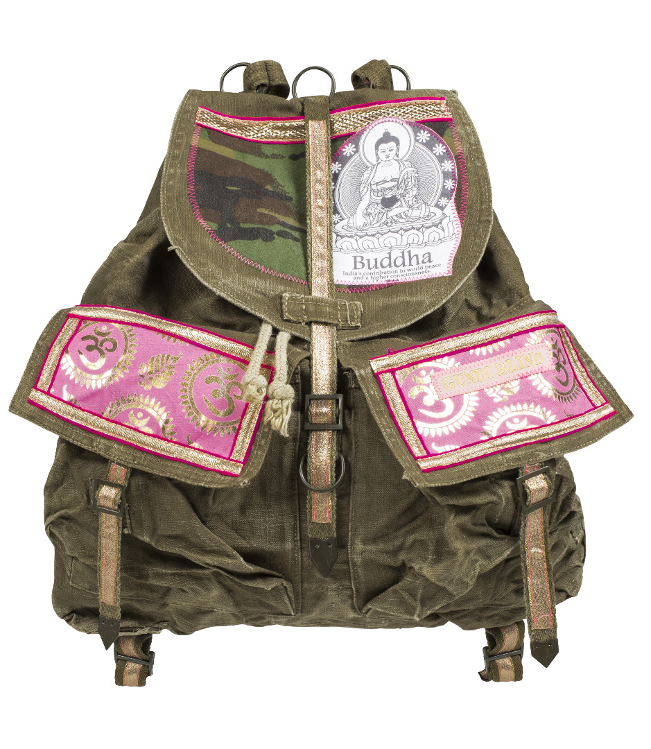 Buddah All Day Backpack