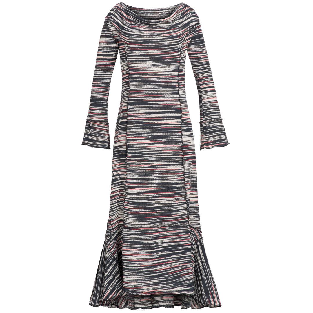 Chandra - Knit - Dress - - 1