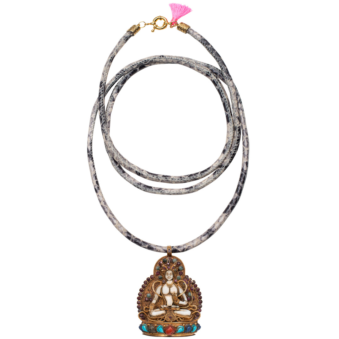 The Temple Necklace - 1