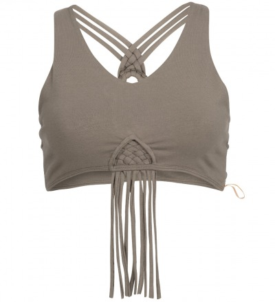 Knot Bra Top - medium Support