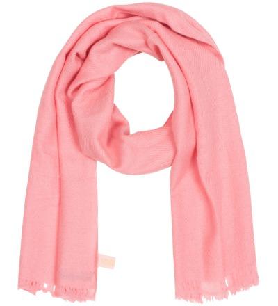 Organic Cashmere Scarf - Downy soft handloom scarf