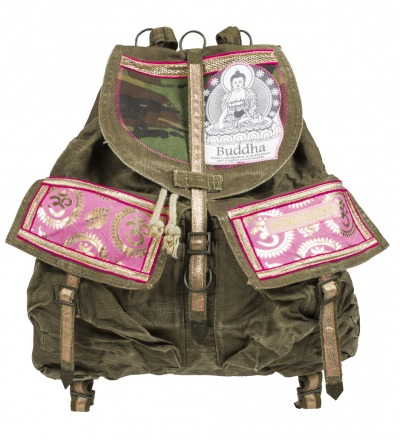 Buddah All Day Backpack This backpack