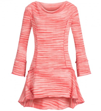 Chandra - Knit - Dress - Short - Inspired by the 70 s knit for vintage loving trend makers.