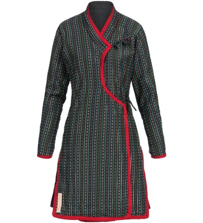 Ishwori Long - Royal pattern cotton fabric