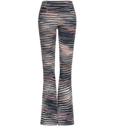 Knit Bootcut Pants - A comfy sense of style