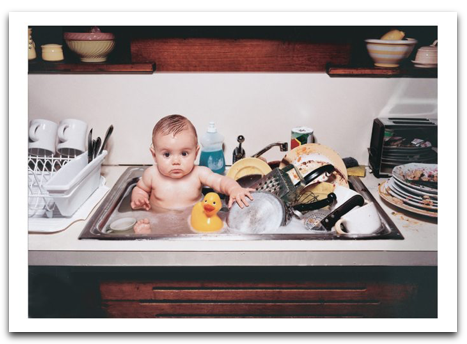 Baby Dirty Dishes