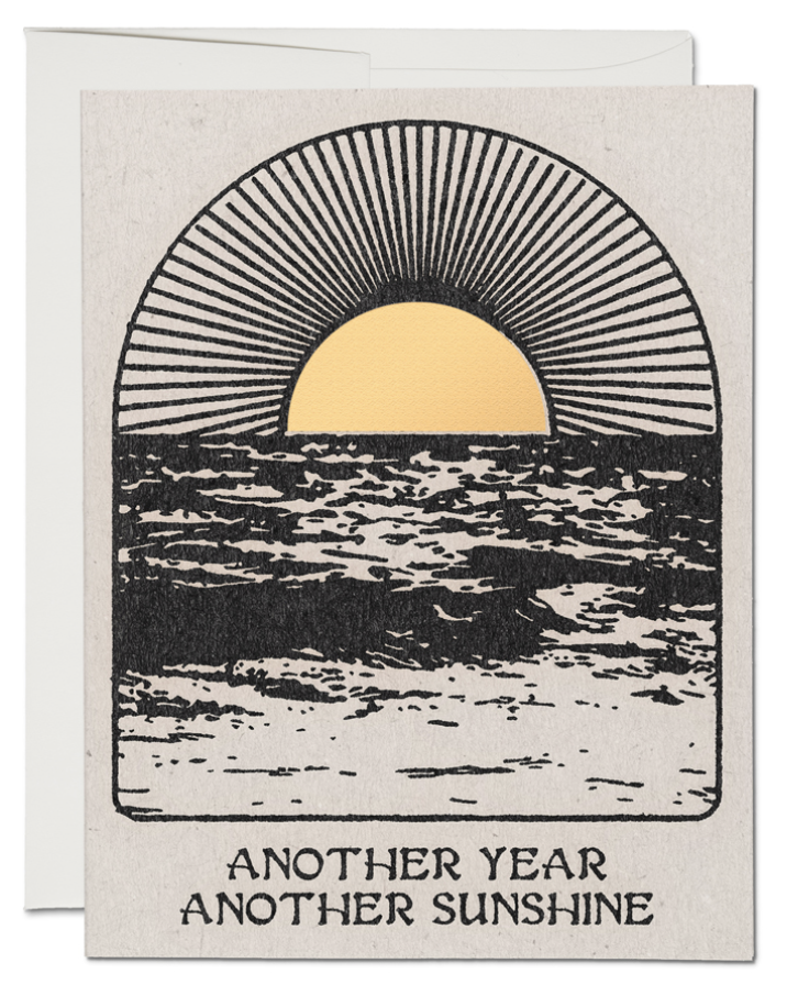 Another Year Card