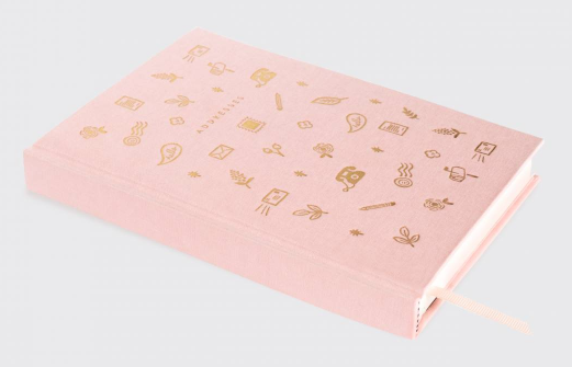 Blush Address Book - 7