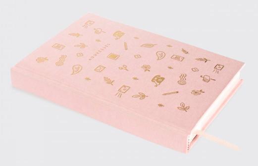 Blush Address Book