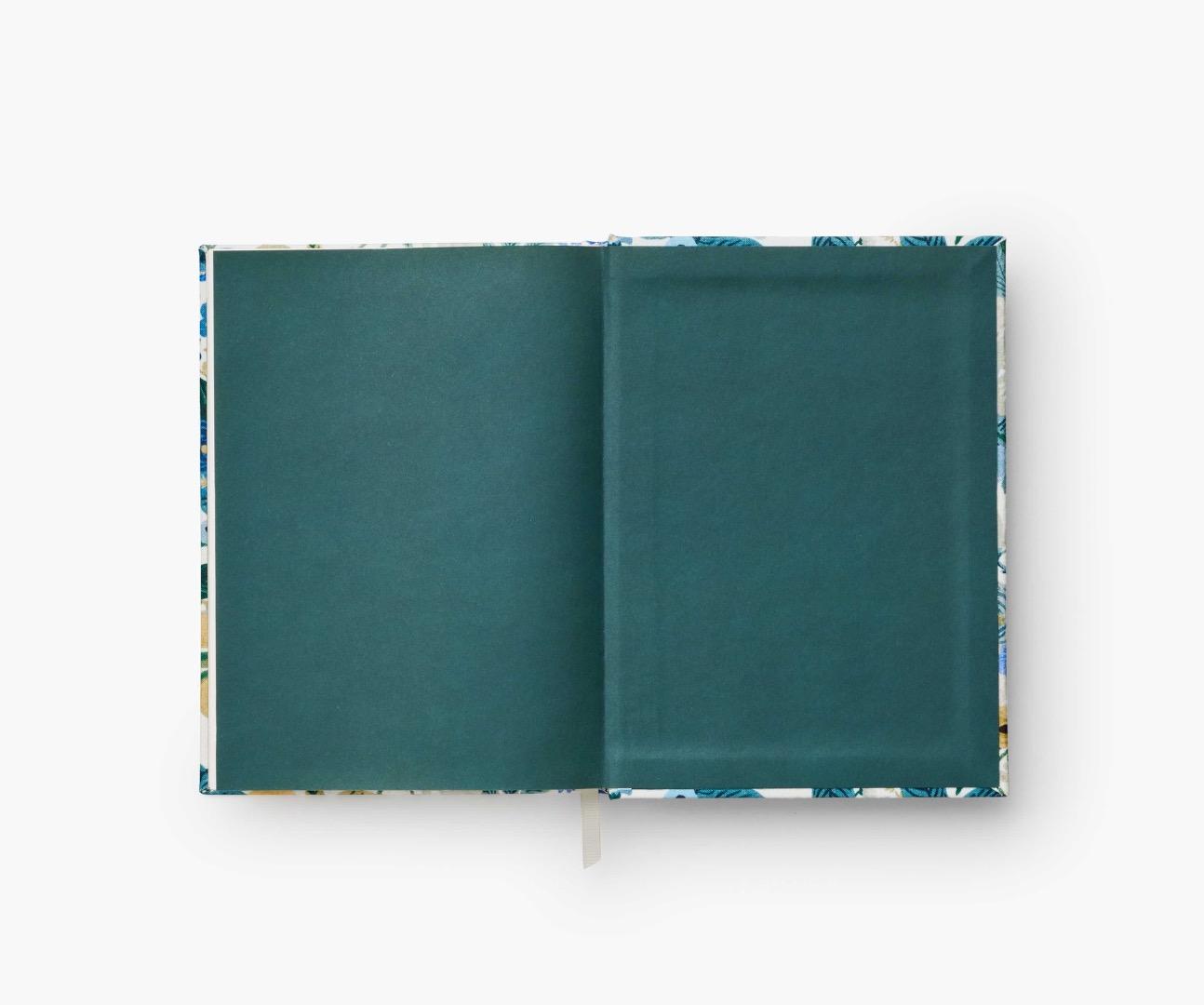 Gerden Party Blue Address Book 5
