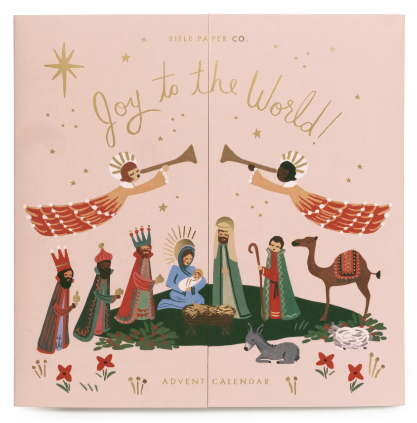 Nativity Advent Calendar - 1