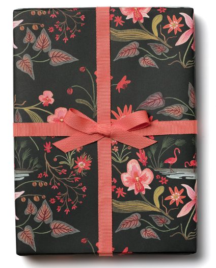 Pink Flamingos Wrap