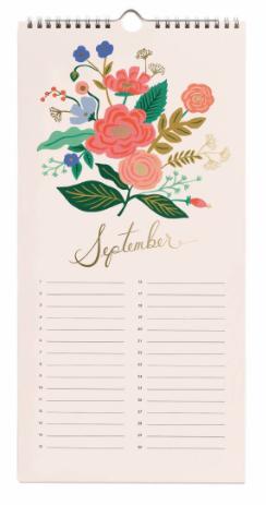 Celebration Calendar 10