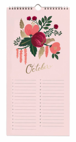 Celebration Calendar 11