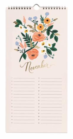 Celebration Calendar - 12