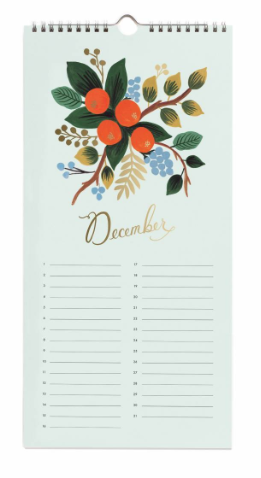 Celebration Calendar - 13
