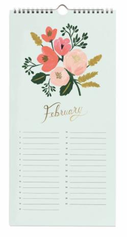 Celebration Calendar 3