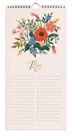 Celebration Calendar - 6