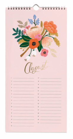 Celebration Calendar 9