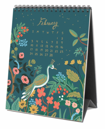 2019 Midnight Menagerie Calendar
