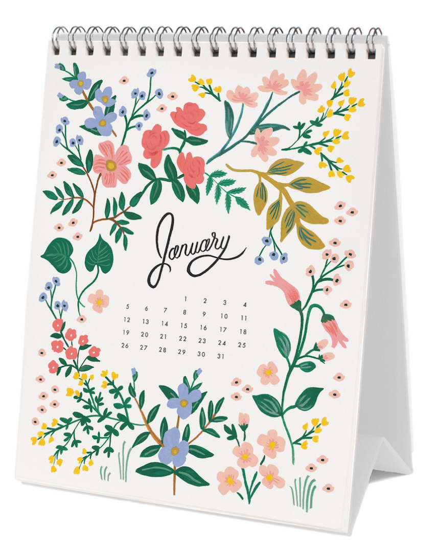 2020 Wildwood Calendar - 2
