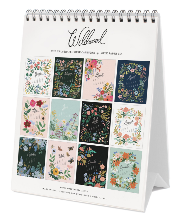 2020 Wildwood Calendar - 14