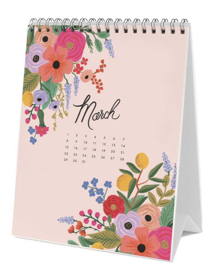 2020 Wildwood Calendar - 4