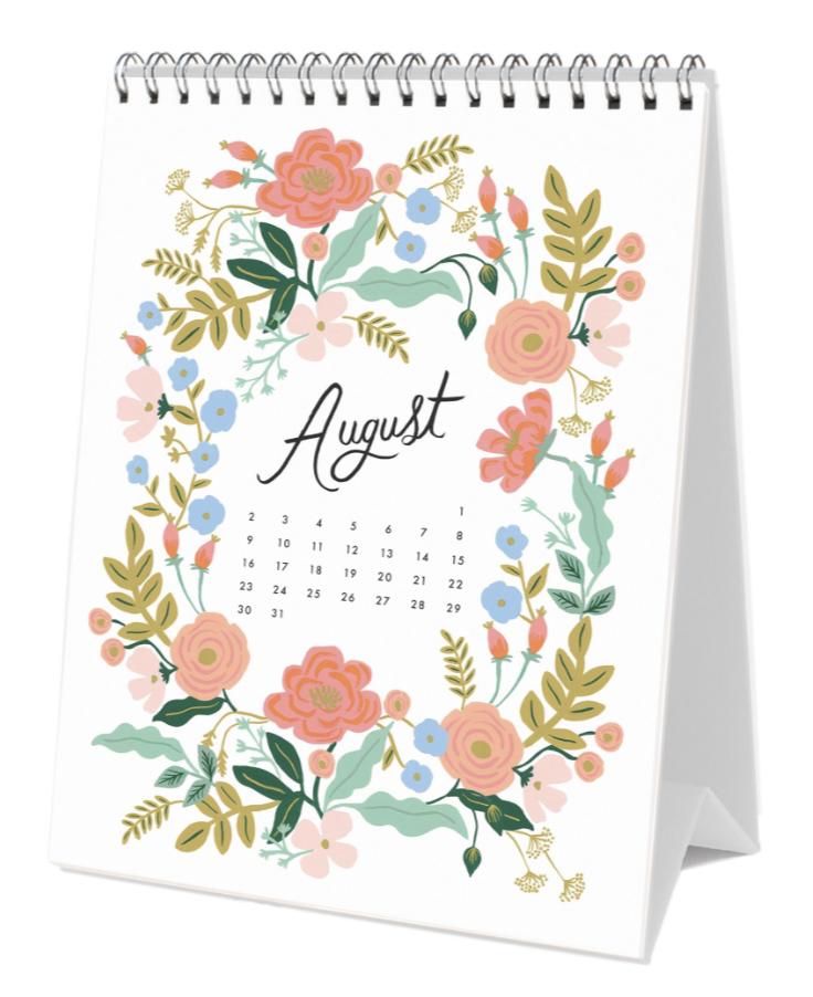 2020 Wildwood Calendar - 9
