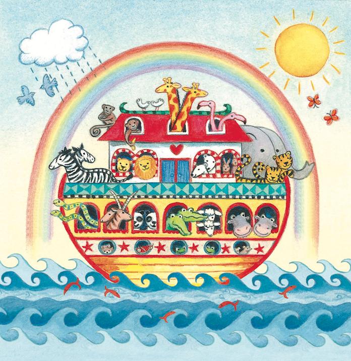 Noah s Ark Card