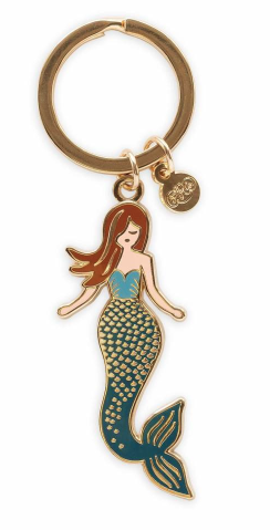 Mermaid Keychain - 1