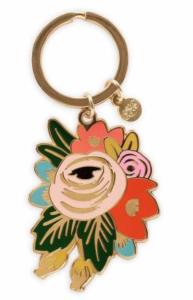 Rose Keychain