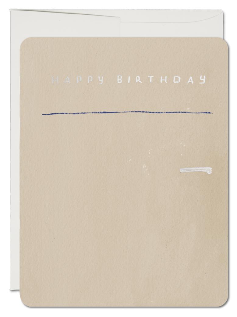 Refrigerator Card