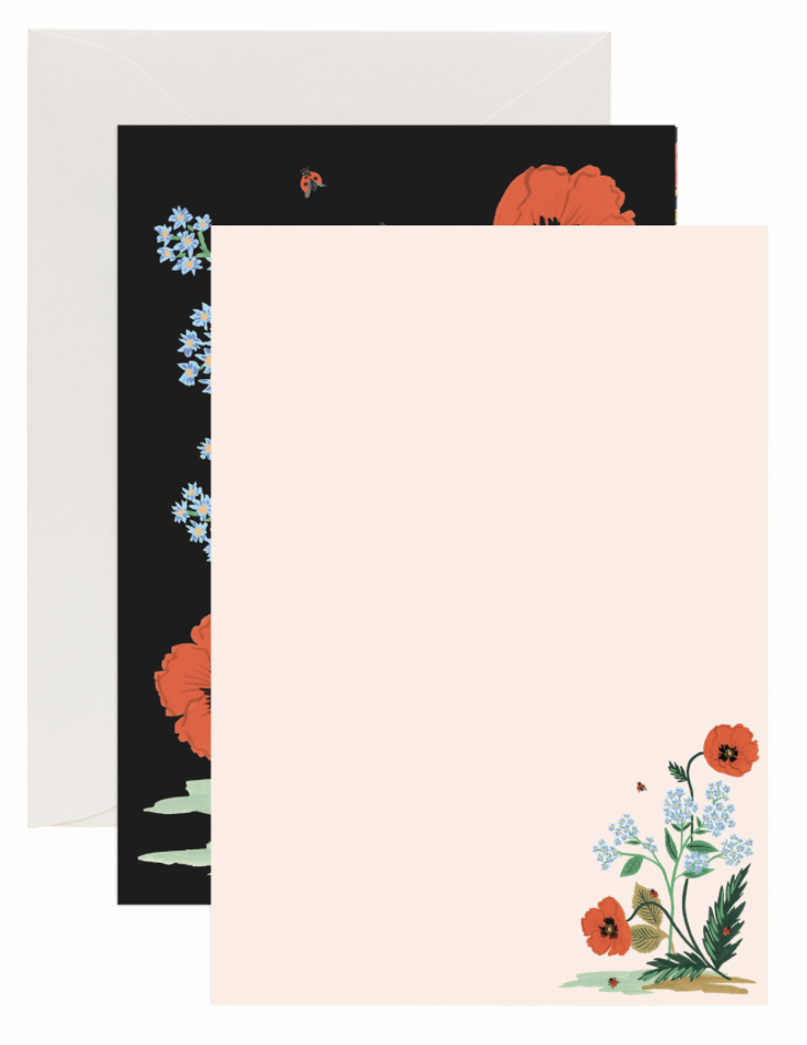 Botanical Social Stationery 4