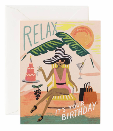 Relax Birthday - 1