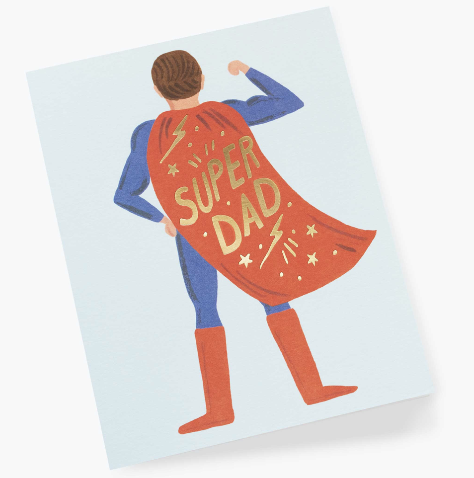 Super Dad Card 2